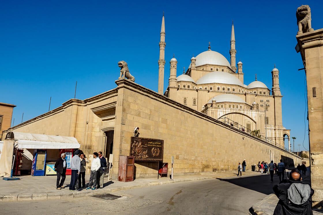 Citadel of Cairo - Citadel of Caladin - Egypt